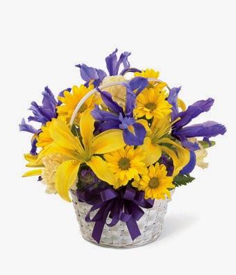 Bountiful Spring Basket pictures