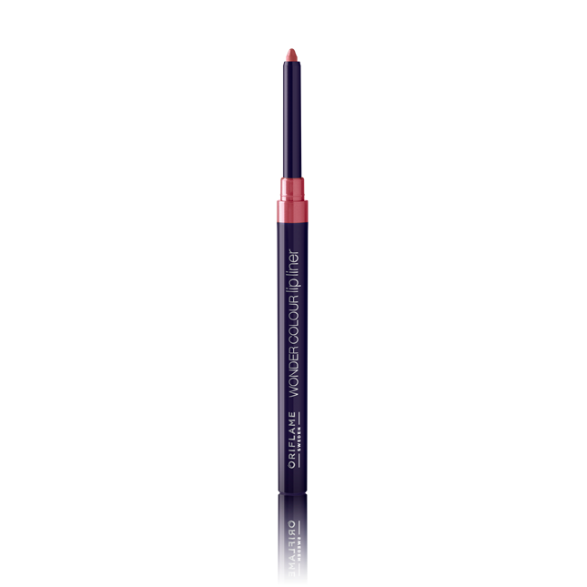 pensil bibir oriflame wonder colour