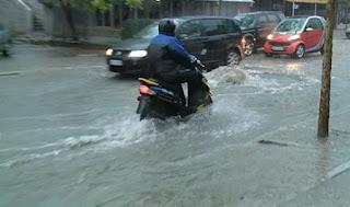 Moti Keq - Përmbytje në Jug