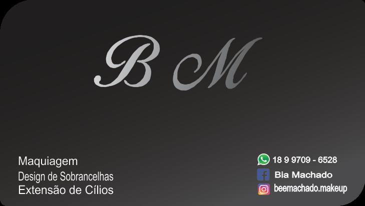 B.M. (Bia Machado)