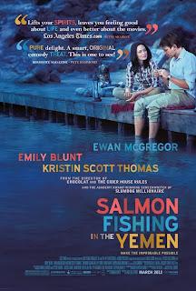 Watch Salmon Fishing in the Yemen (2011) movie free online