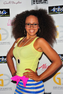 Color Blocking Elle Varner