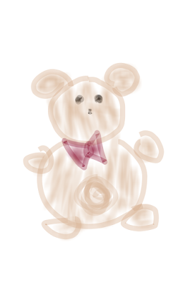 a rather classy bear