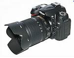 Nikon D 90X Zoom: AF-S 18-105mm f3.5-5.6 G ED VR DX