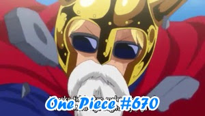 One Piece Episode 670 Subtitle Indonesia