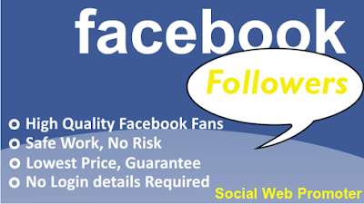 buy real active facebook followers