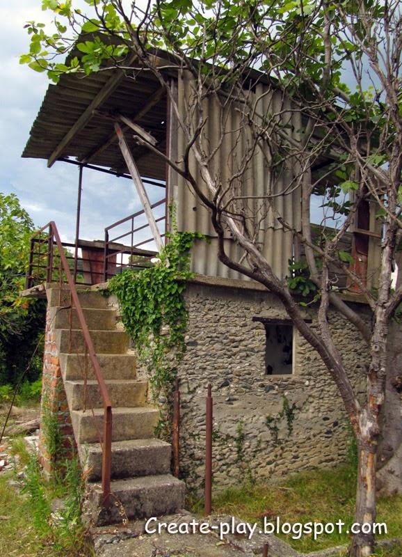 Абхазия дом
