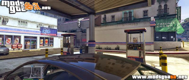 V - Tons e Iluminação Natural para GTA V PC