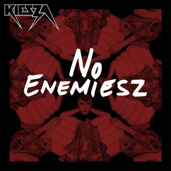 Kiesza - No Enemiesz - Single Cover