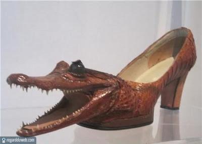 Photos comiques et étonnantes Mode - Chaussure v8