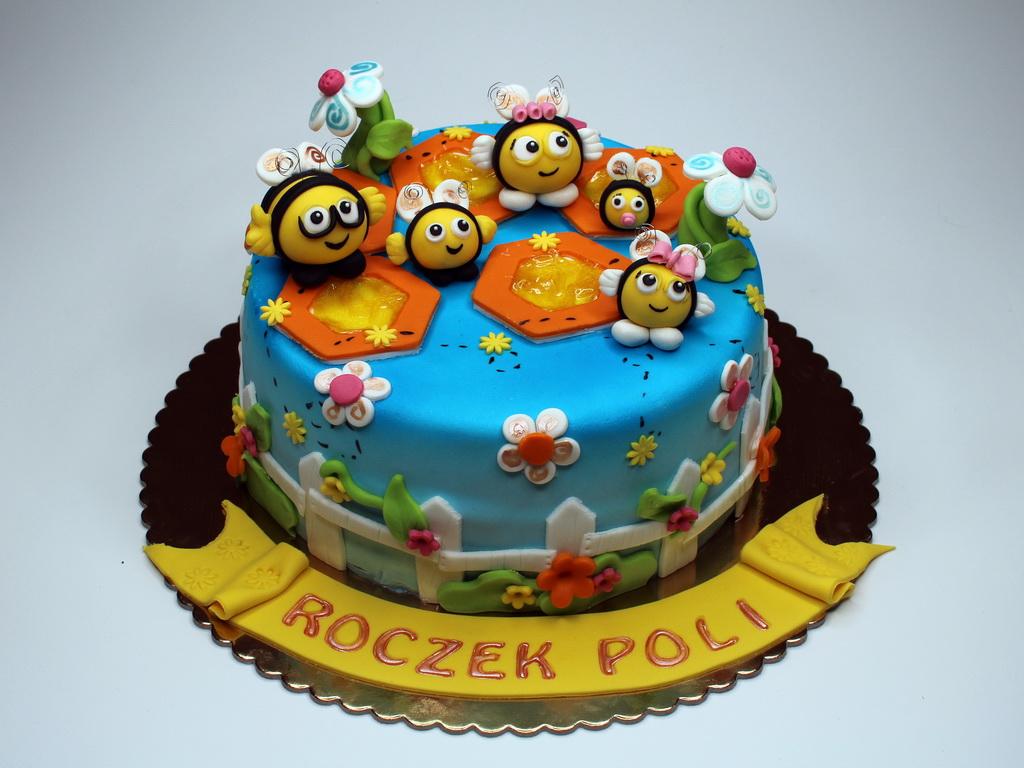 The Hive Children Cake London