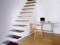 Home Decoration Design: Minimalist Interior Design Staircase