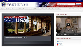 U.S Virtual Embassy for Iran