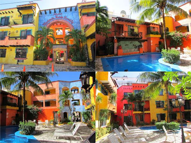 Hotel Hacienda Maria Bonita, Playa Del Carmen, México