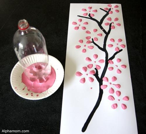 Открытка нарисовать цветы