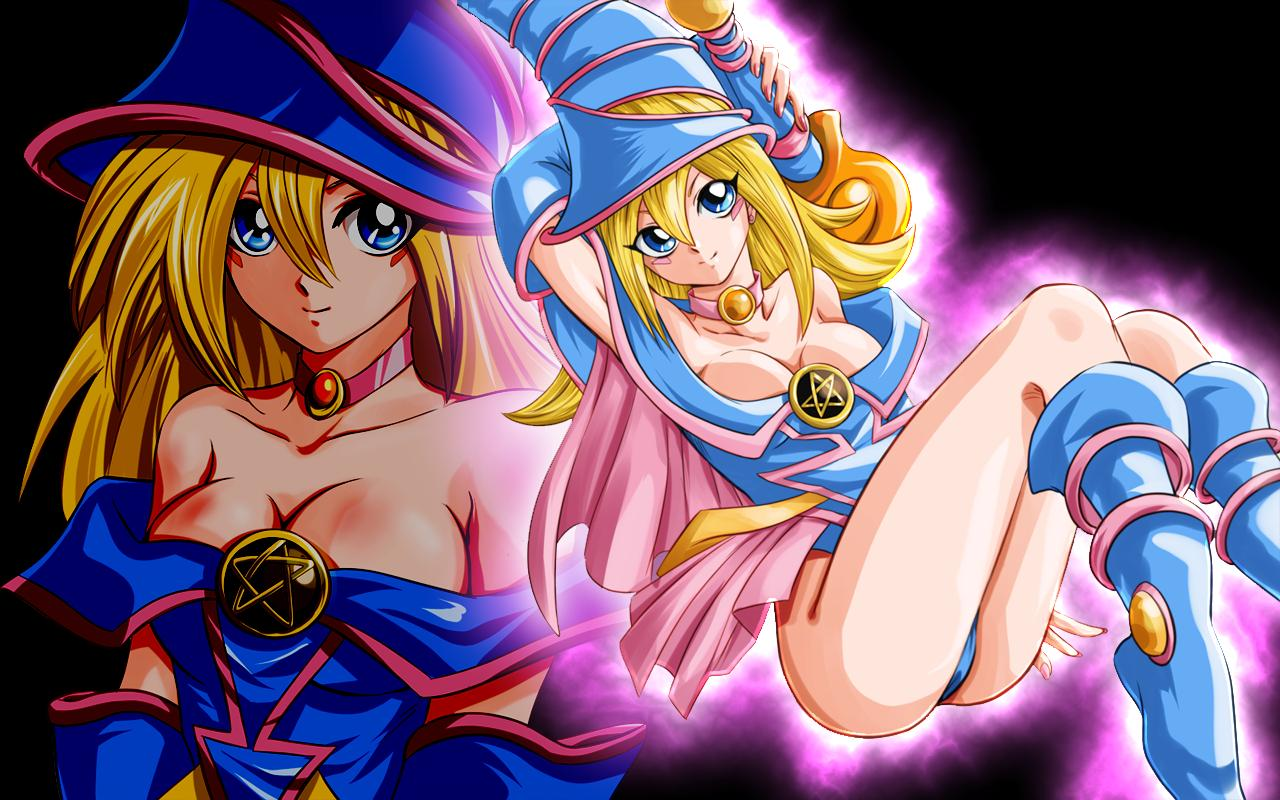 dark magician girl hot and naked