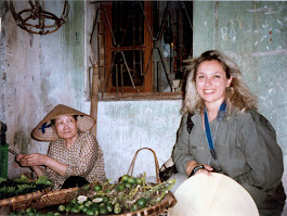 il mercato in Cambogia
