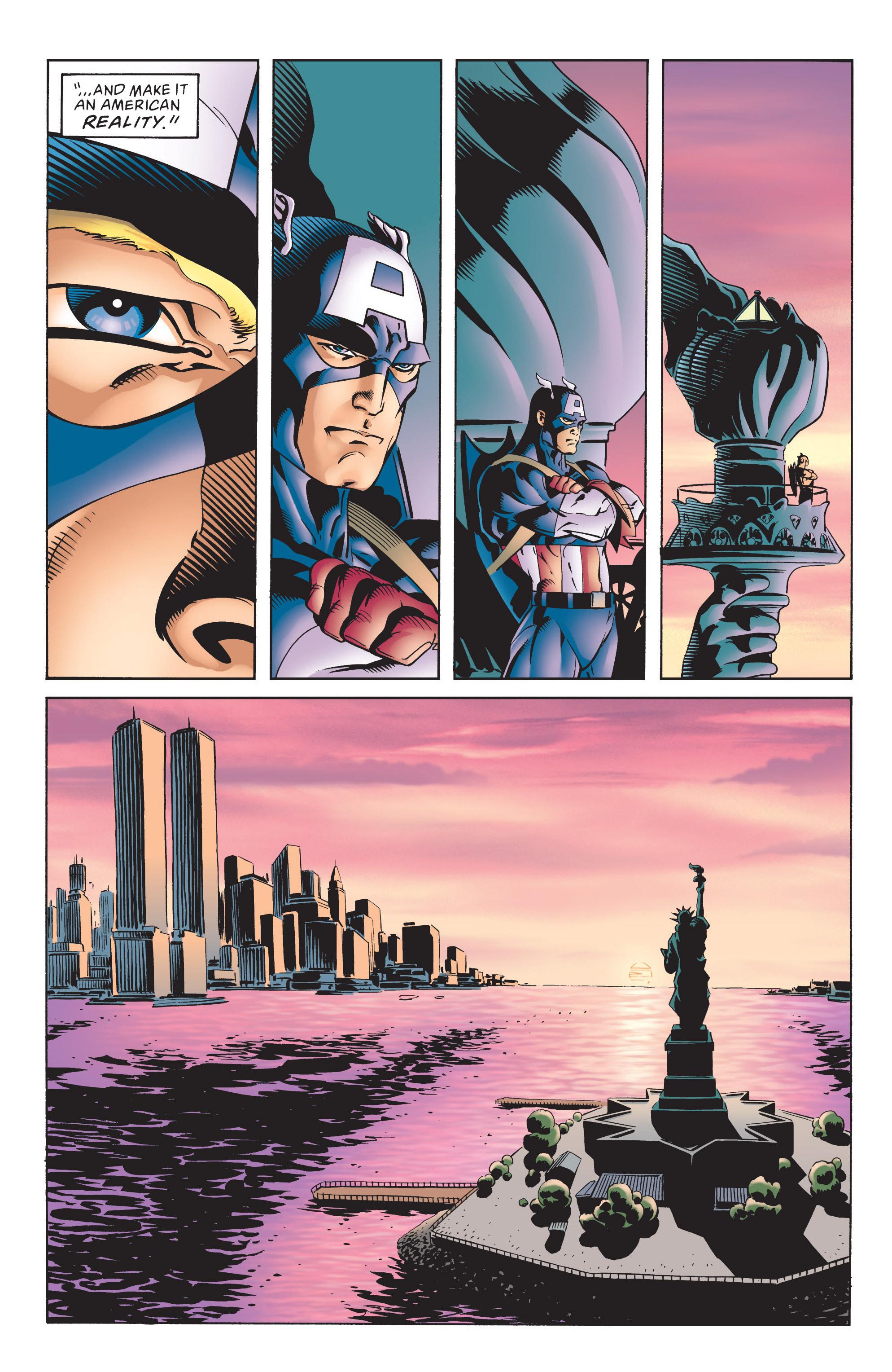 Captain America (1998) Issue #7 #10 - English 21
