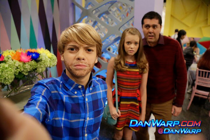 DanWarp - Dan Schneider: Henry Danger Guide: How to Tell ...