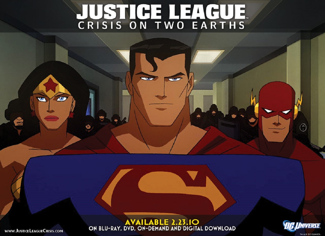 Justice League Crisis on Two Earths 2010 Movie