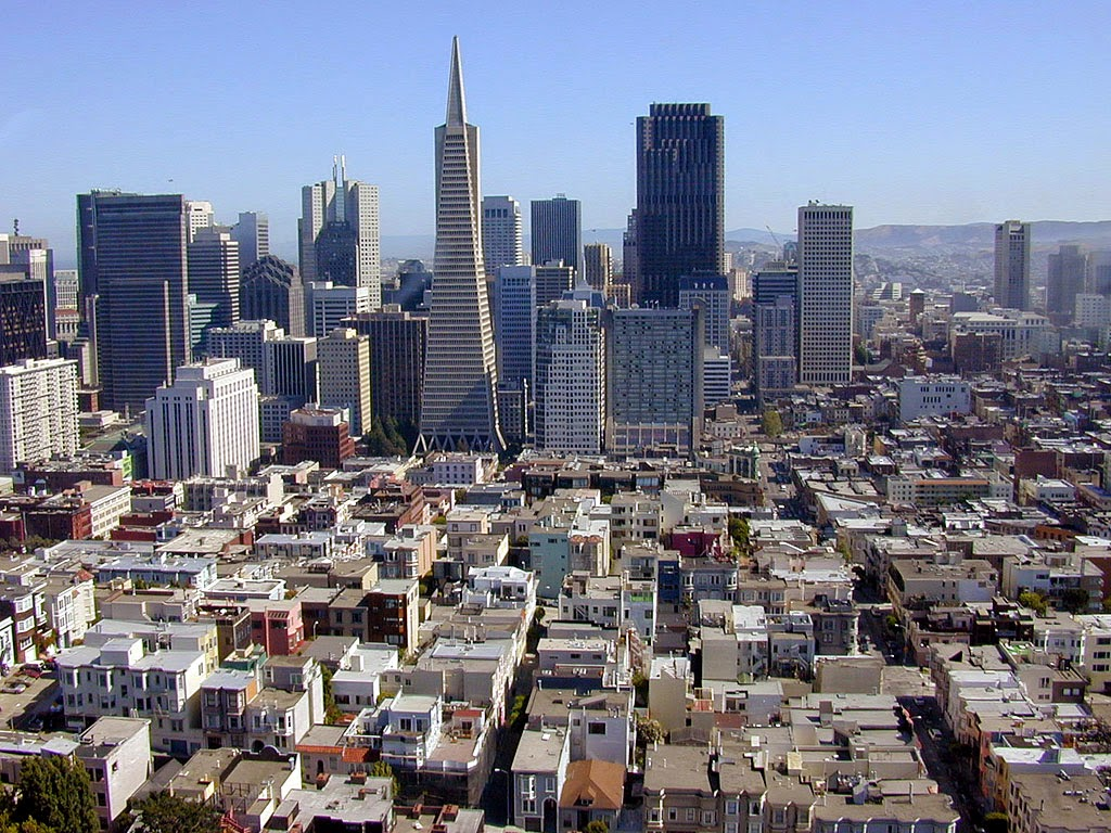 San Francisco California Tourist Destinations