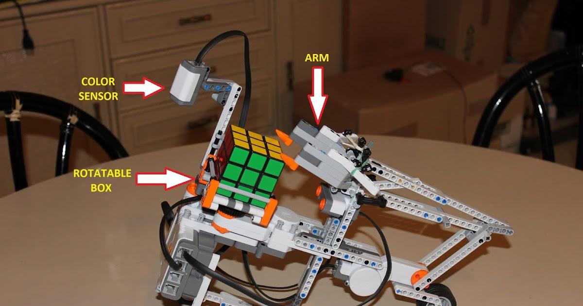 Инструкции к роботу LEGO MINDSTORMS NXT 2.0 19