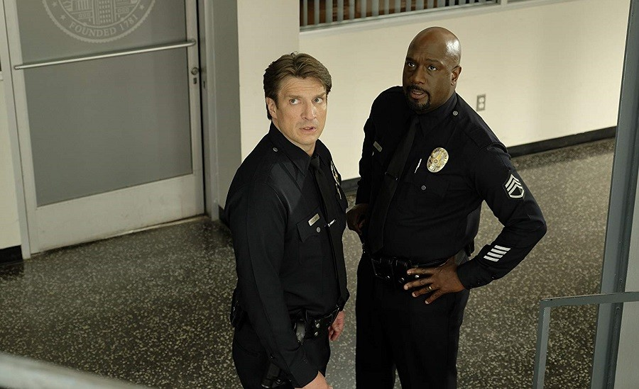 The Rookie - 1ª Temporada Torrent Imagem
