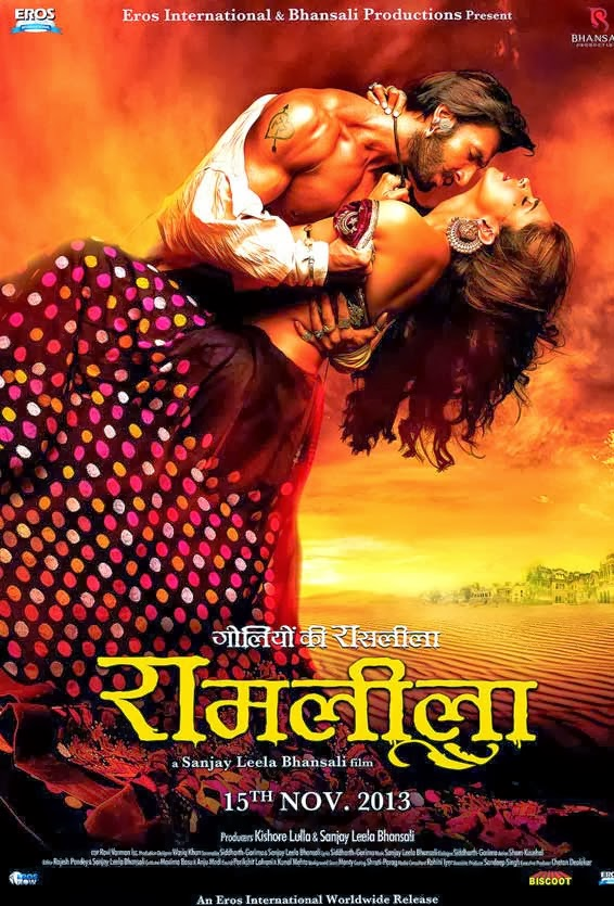 Ram Leela Movie Trailer
