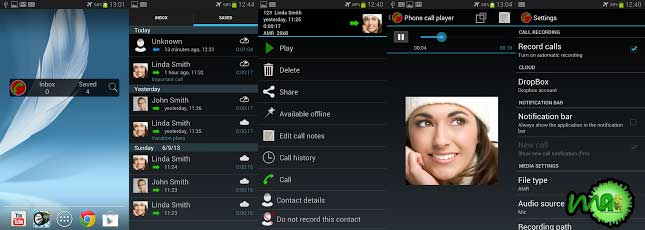 Automatic Call Recorder Pro 3.52 apk