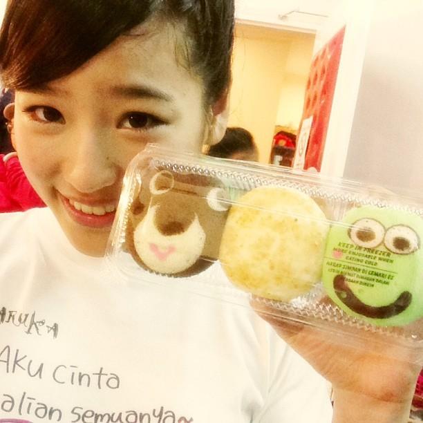 Kumpulan Foto Instagram Haruka Nakagawa JKT48