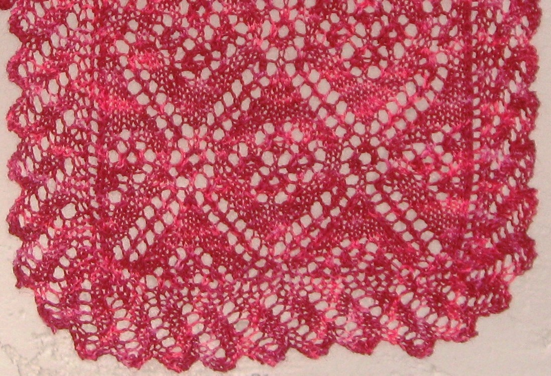 Kiwi Knits: Lace 103: Cast-ons and Bind-offs for Lace Knitting