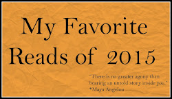 Favorite Reads of 2015