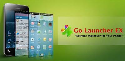 GO Launcher EX 3.0.0 um dos melhores launchers para Android