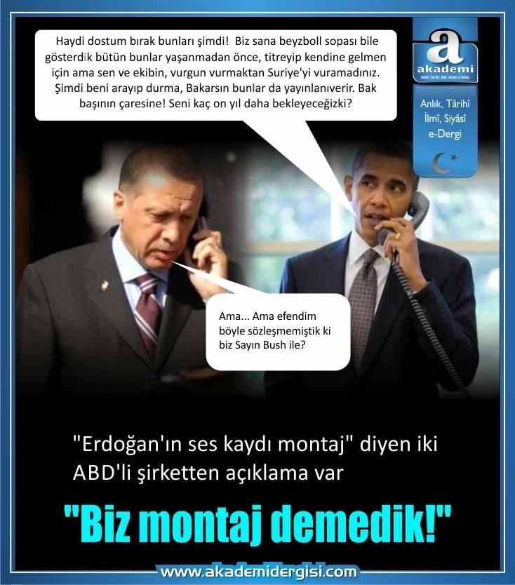 Recep Tayyip Erdoğan, ses kaydı, ses kaseti, gerçek mi, montaj mı, akp'nin gerçek yüzü, Büyük Ortadoğu Projesi (BOP), içimizdeki israil, hükümet, cemaat, gülen cemaati,