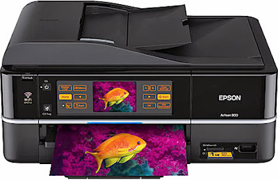 download Epson Artisan 800 printer's driver