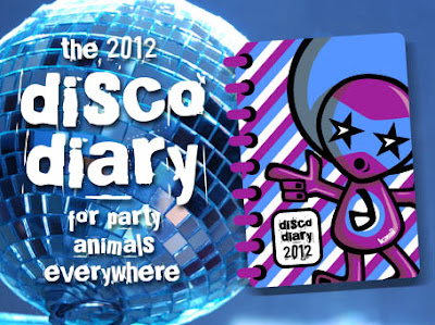 It's the 2012 Disco Diary!