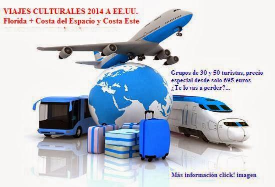 Viajes 2014 a EE.UU.