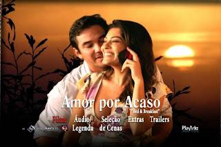 Amor Por Acaso DVD R
