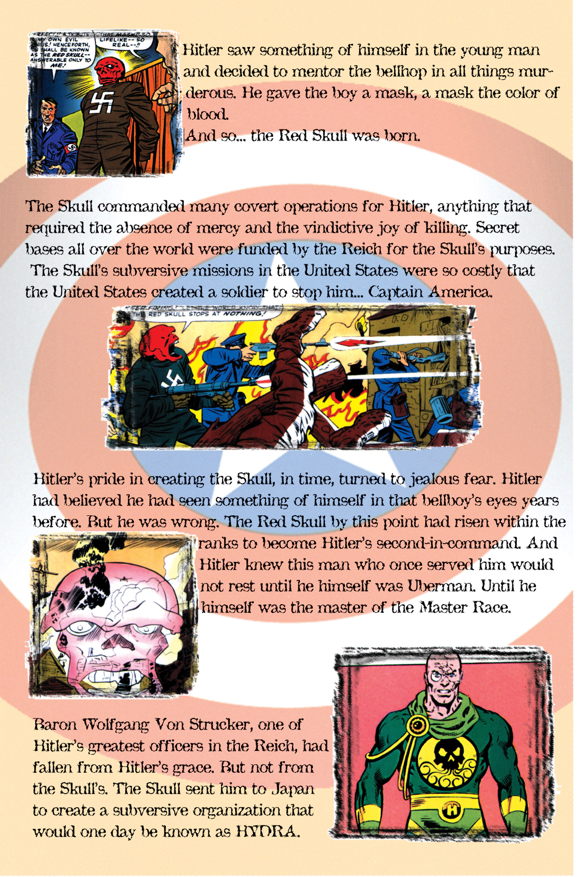 Captain America (1998) Issue #12 #18 - English 34