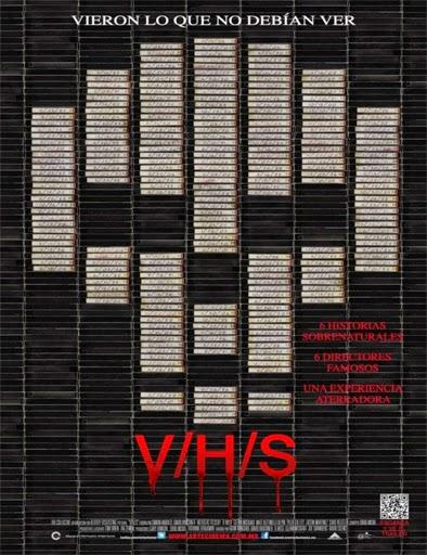 Ver VHS (Las crónicas del miedo) (2012) Online