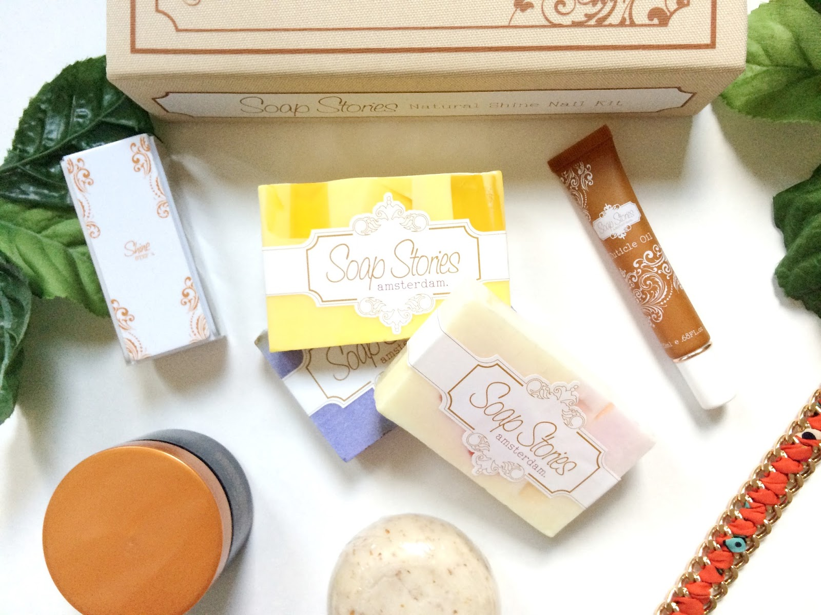 Review Of Skincare And Nail Products From Soap Stories