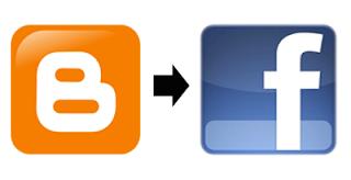 Cara Menghubungkan Blog dengan Fans Page Facebook