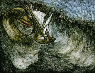 loch ness monster satu dari 9 Makhluk Misterius yang Menggegerkan Dunia