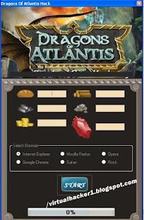 Dragons Of Atlantis Cheats Tool Hack