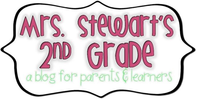 Mrs. Stewart's Blog