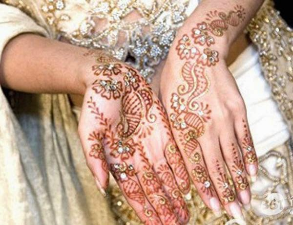 Images of Mehndi Designs for Pakistani Women