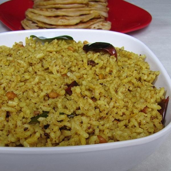 Andhra Style Chintapandu Pulihora