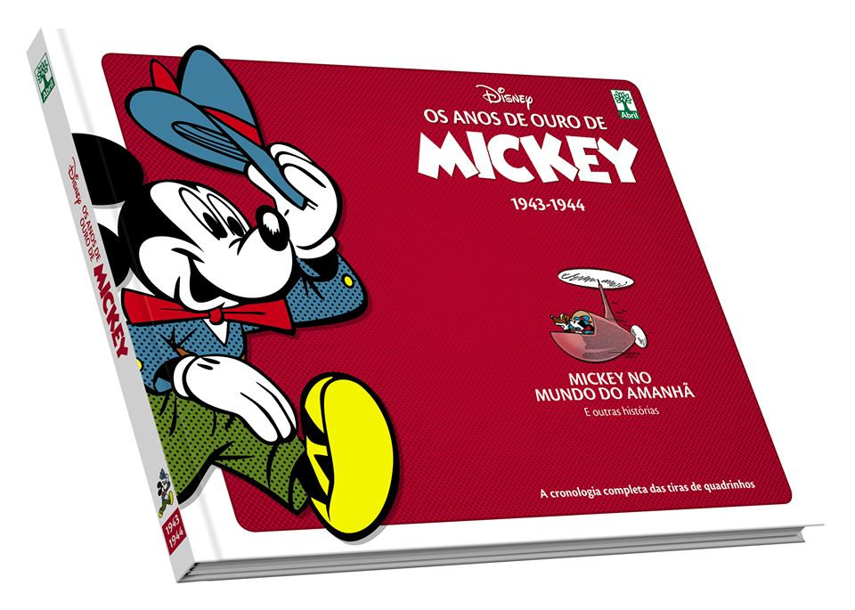 Anos de Ouro do Mickey
