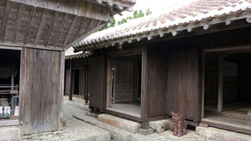 Nakamura House near Naha Okinawa