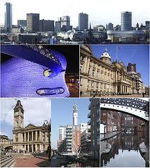 Visiting Birmingham